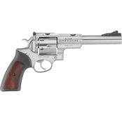 Ruger Super Redhawk 10mm 6.5 in. Barrel 6 Rnd Revolver SS with 3 Moon Clips