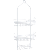 Bath Bliss Round Wire Design Shower Caddy