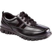 Deer Stags Dugout Boys Casual Oxford Shoes