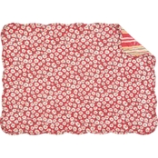 C & F Home Sadie Reversible Placemat Set 6 pk.