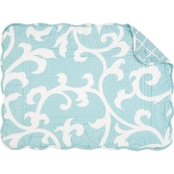 C & F Home Ellie Reversible Placemat 6 pk.