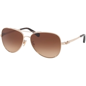 COACH Aviator Sunglasses 0HC7074