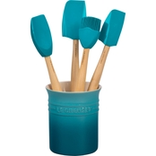 Le Creuset Silicone Utensil 5 Pc. Set