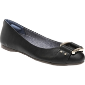 Dr. Scholl's Glowing Round Toe Flats