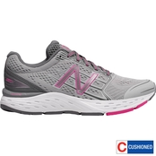 New Balance Women's Cushioned Running Shoes W680LG5