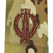 Air Force Missile Operator Badge, Sew-On (OCP)