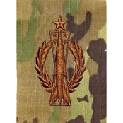 Air Force Master Missile Operator Badge, Sew-On (OCP)