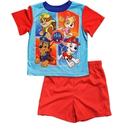 Nickelodeon Infant Boys Paw Patrol 2 Pc. Pajama Set