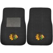 Fan Mats NHL Embroidered 2 Pc. Car Mat Set
