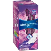 Always Infinity Radiant Extra Heavy Tampons 20 ct.