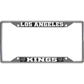 Fan Mats NHL License Plate Frame