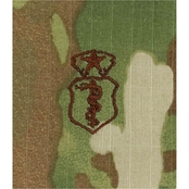 Air Force Specialty Insignia Chief Bio Medical Sew-On (OCP) 2 pk.