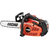 Echo 35.8cc Top Handle Chain Saw with Reduced Effort Starter