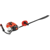 Echo 21.2cc X Series Single-Sided Hedge Trimmer with 40 In. Blades