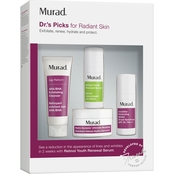 Murad Dr.'s Picks for Radiant Skin 4 Pc. Set