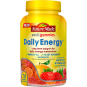 Nature Made Daily Energy Gummy 70 ct.