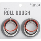 Martha Stewart Collection 4 Pc. Dough Ring Set