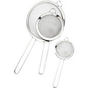 Martha Stewart Collection 3 Pc. Sieve Set