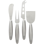 Martha Stewart Collection 4 pc. Cheese Knife Set