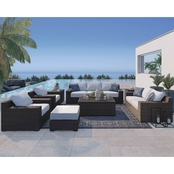 Ashley Alta Grande Outdoor Sofa Set