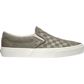 Vans Classic Slip On Casual Shoes Embossed Check