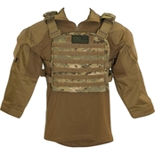 Trooper Clothing Kids Plate Carrier