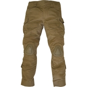 Trooper Clothing Kids Coyote Combat Pants