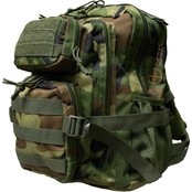 Trooper Clothing Kids Coyote Tactical Backpack