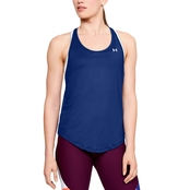 Under Armour HeatGear Mesh Back Tank
