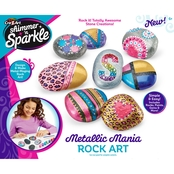 Cra-Z-Art Shimmer 'n Sparkle Metallic Madness Rock