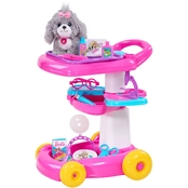 Just Play Barbie Pet Care Cart