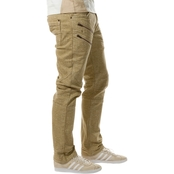 A. Tiziano Faded Jeans Straight Fit