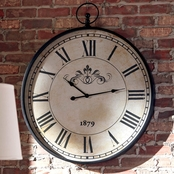 Signature Design by Ashley Augustina Wall Clock