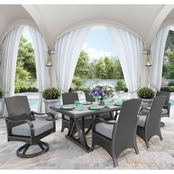 Ashley Marsh Creek 7 pc. Outdoor Dining Set