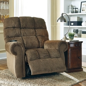 Ashley Ernestine Power Lift Recliner