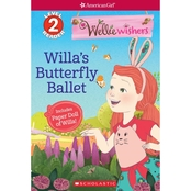 WellieWishers by American Girl: Willa's Butterfly Ballet (Hardcover)