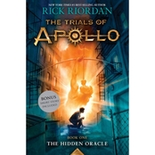 The Trials of Apollo, The Book One: The Hidden Oracle