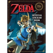 The Legend of Zelda Official Sticker Book