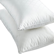 Martha Stewart Collection Dream Comfort Extra Firm Down Alternative Gusset Pillow