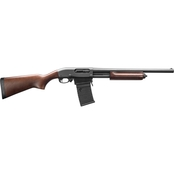 Remington 870 DM Hardwood 12 Ga. 3 in. Chamber 18.5 in. Barrel 6 Rnd Shotgun Wood