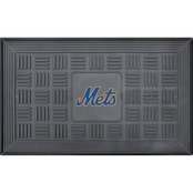 Fan Mats MLB 19.5 x 31.25 in. Door Mat