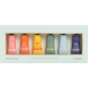 Crabtree and Evelyn Everyday Nature's Care 6 Pc. Gift Set
