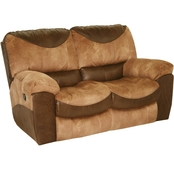 Catnapper Portman Power Reclining Loveseat