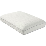 Martha Stewart Collection Dream Science Gusseted Memory Foam Pillow