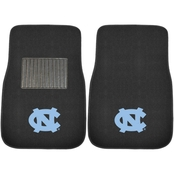 Fan Mats NCAA Embroidered 18 x 27 in. 2 Pc. Car Mat Set