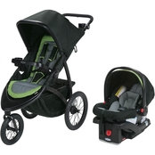 Graco Roadmaster Jogger Travel System with Snugride 30 LX Infant Car Seat