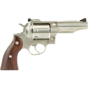 Ruger Redhawk 357 Mag 4.2 in. Barrel 8 Rnd Revolver Stainless Steel