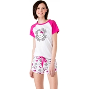 Hello Kitty 2 Pc. Top and Shorts Set