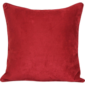 Brentwood Originals Faux Suede Decorative Pillow