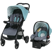 Graco Verb Travel System with Snugride 30 Infant Car Seat